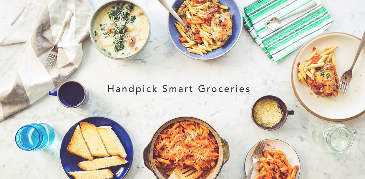 Handpick Meal Kits Photography