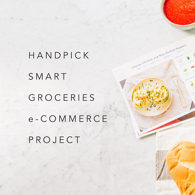 Handpick e-commerce Project
